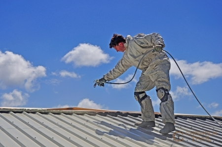 Acrylic Roof Coating Service