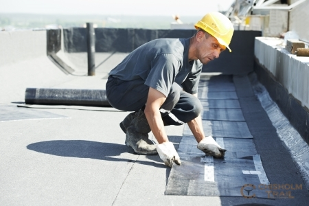 Commercial Roof System Damages