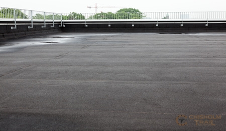 EPDM Roof Installation