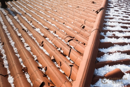 Get Roof Hail Damage Repair