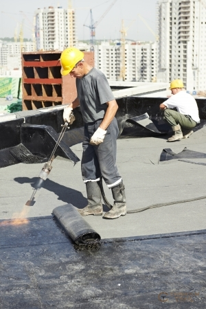 Modified Bitumen Roofing Repair and Installation