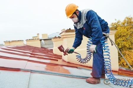 The Workings of Elastomeric Roof Coatings